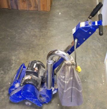 Floor Sander (Drum or Edger)