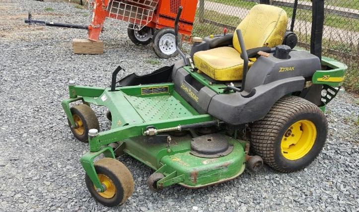 360 mower